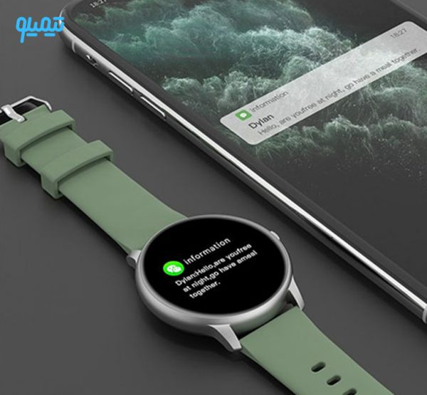 ساعت هوشمند شیائومی ایمیلب مدل KW66 45mm