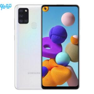گوشی موبایل سامسونگ مدل Galaxy A21s ظرفیت 64 گیگابایت و رم 4 گیگابایت