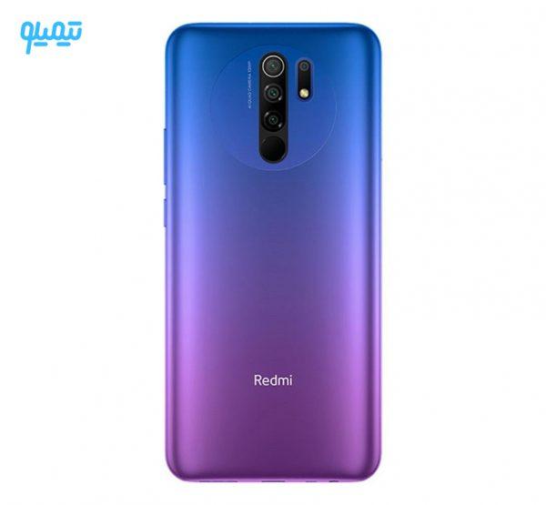 گوشی موبایل شیائومی مدل Redmi 9 ظرفیت 32 گیگابایت رم 3 گیگابایت