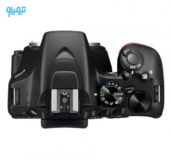 دوربین دیجیتال نیکون مدل D3500 به همراه لنز 18-55 میلی متر VR AF-P