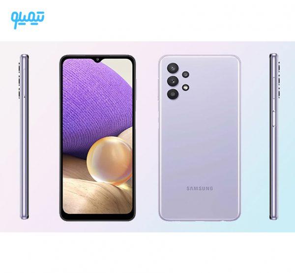 گوشی موبایل سامسونگ مدل Galaxy A32  ظرفیت 128 گیگابایت رم 8 گیگابایت