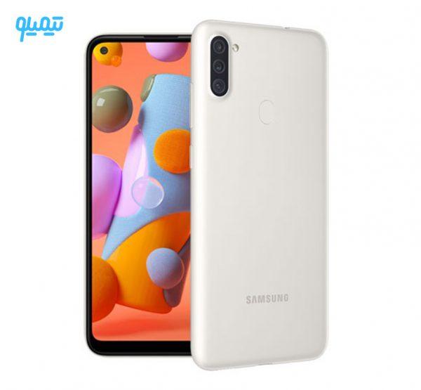 گوشی موبایل سامسونگ مدل Galaxy A11 ظرفیت 32 گیگابایت رم 2 گیگابایت
