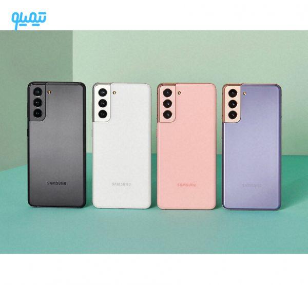 گوشی موبایل سامسونگ مدل Galaxy S21 5G ظرفیت 256 گیگابایت و رم 8 گیگابایت
