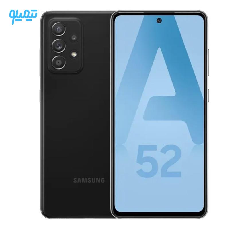 گوشی موبایل سامسونگ مدل Galaxy A52 4G ظرفیت 256 گیگابایت و رم 8 گیگابایت
