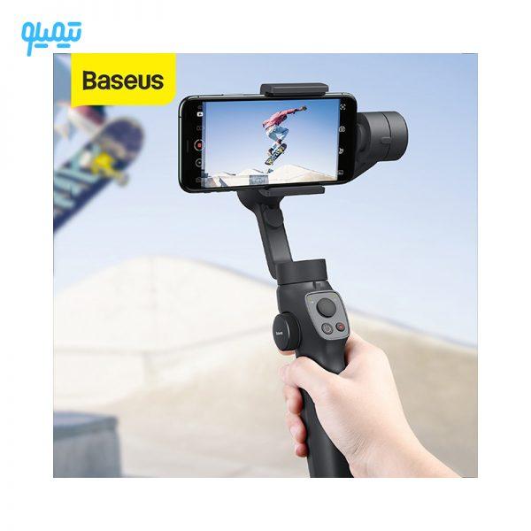 گیمبال و استبلایزر دوربین بیسوس مدل SUYT-0G