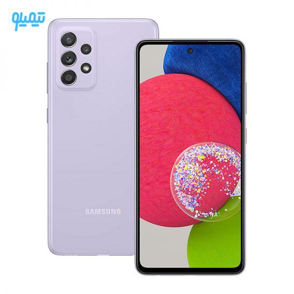 گوشی موبایل سامسونگ مدل Galaxy A52s 5G ظرفیت 128 گیگابایت و رم 8 گیگابایت